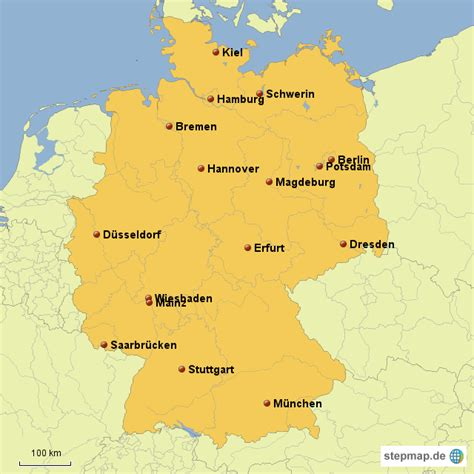 deutsches büro grüne karte telefonnummer hauptstadt jetliner57 landkarte f 252 r deutschland
