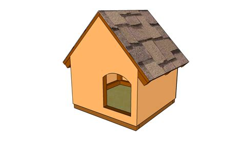 outdoor dog house plans insulated dog house plans myoutdoorplans free woodworking plans and projects diy
