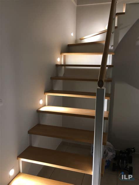 eclairage escalier interieur eclairage marche escalier interieur eclairage led