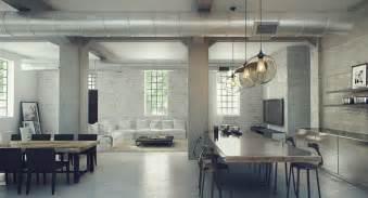 Amazing Home Interior Designs interior designs amazing industrial design interior with nice lighting