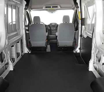2018 ford® transit full size cargo van   the perfect fit