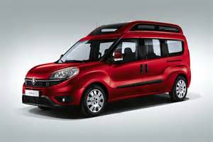 Fiat Doblo Fiat Doblo Mpv International Pictures