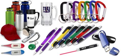 Company Giveaways - promotional items