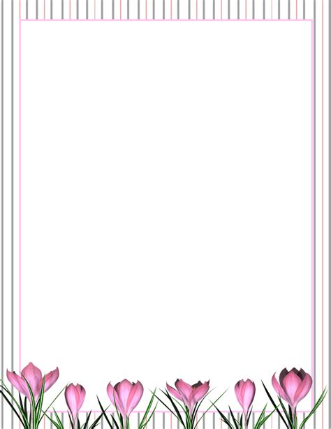 summer stationery printable summer time stationery themes page 1