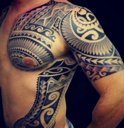 37 tribal arm tattoos that don t tattooblend