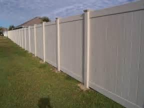 fence vinyl estimate 187 fencing