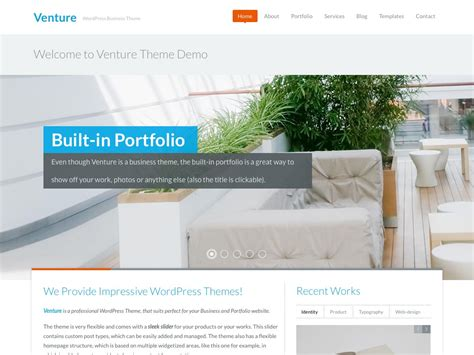 wordpress row layout full width 80 awesome new wordpress themes webdesigner depot