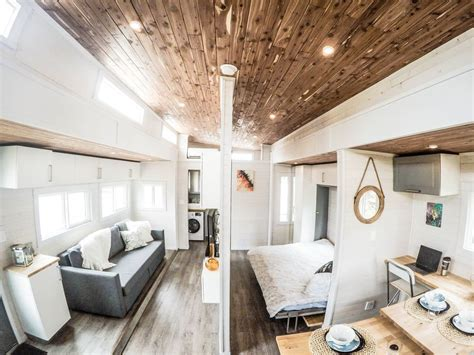 tiny houses    flexible clever   curbed
