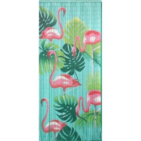Rideau De Casa by Rideau De Porte Flamant Perles Bambou Style R 233 Tro
