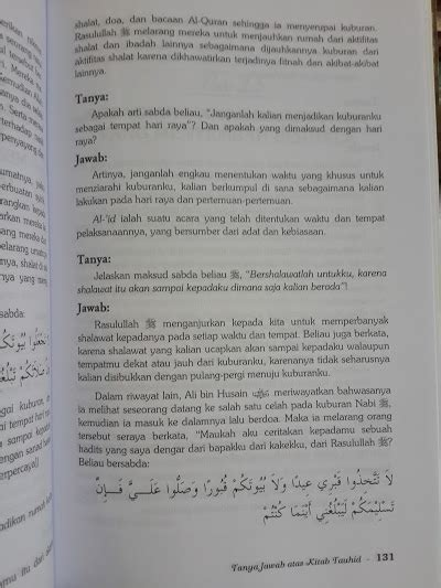 Buku Mukhtashar Al Fawaid Untaian Faidah Penuh Hikmah buku jawab atas kitab tauhid