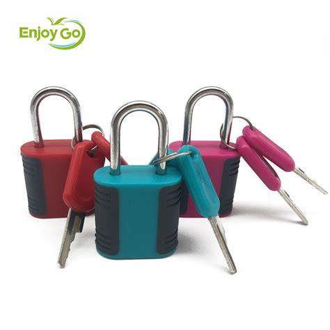 Kunci Gembok Kecil perjalanan bagasi kunci gembok kecil kunci bagasi kecil dengan keysc travel bagasi gembok