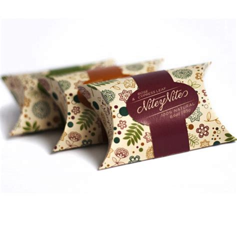 Buy Pillow Boxes by Pillow Soap Packaging Box Wholesale Buy Soap