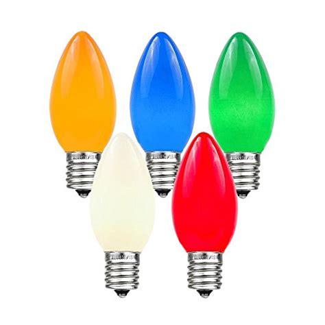 find broken bulb on christmas net lights large bulb lights