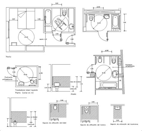 accessibility facilities cad blocksdrawingsdetailsd modelspsd blocks cad blocks design cad drawing