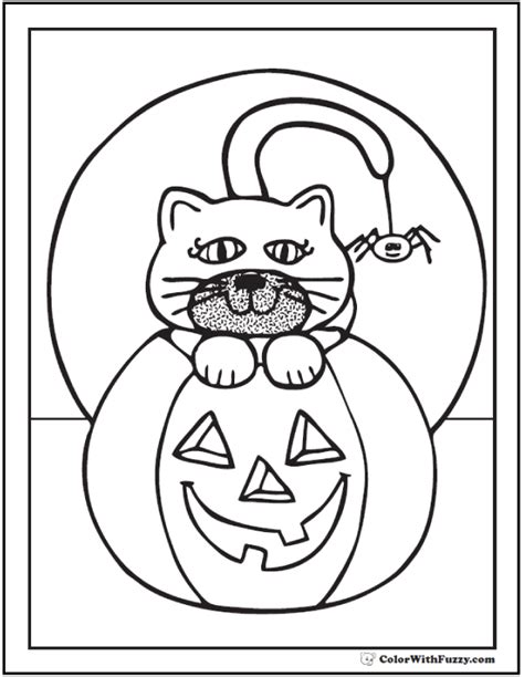 printable halloween coloring pages pdf 72 halloween printable coloring pages customizable pdf