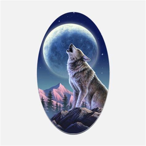 Howling Sticker