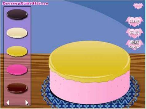 juegos decorar pasteles juego pastel de draculaura youtube
