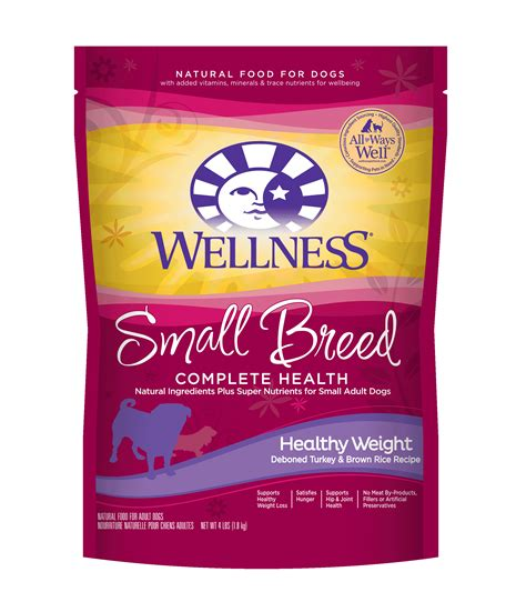 healthiest small breeds small breed complete health healthy weight turkey brown rice recipe