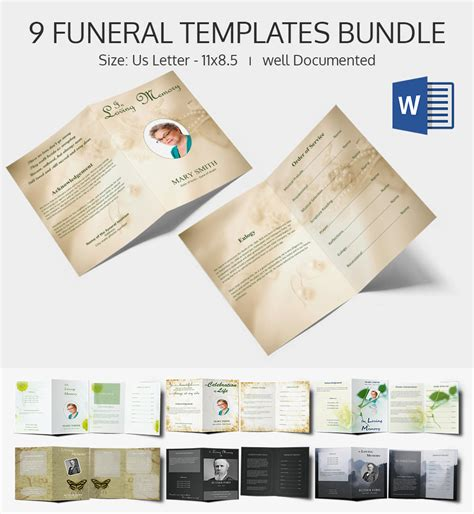 Funeral Template by 13 Printable Obituary Templates Sle Templates