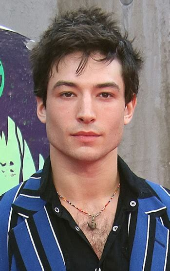 ezra miller hottest hair and beard styles sophisticated
