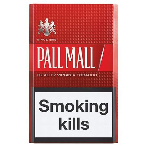 mall reds in villa services pall mall red 100s x10
