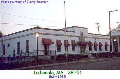 mississippi post offices