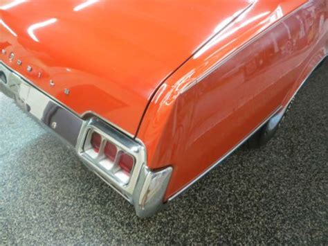sell   oldsmobile cutlass supreme matching numbers