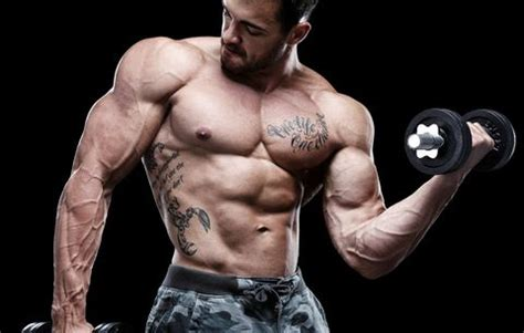 vascularity as a sign of fitness level   men's health