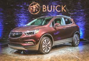 First look 2017 buick encore canadian auto review