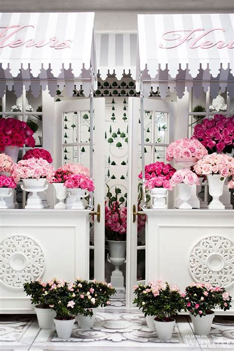 Wedding Flower Shop by Wedluxe Springtime In Photography By Anthony