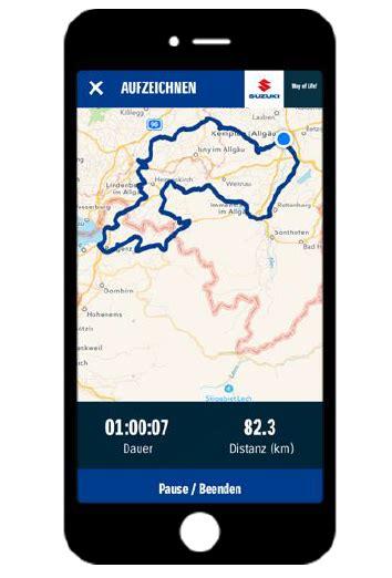 Motorrad App by Die Neue Suzuki Motorrad App Ist Da Motorrad B 246 Gel