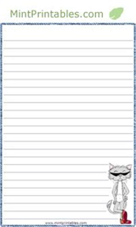 cat writing paper 17 best images about note paper on note paper