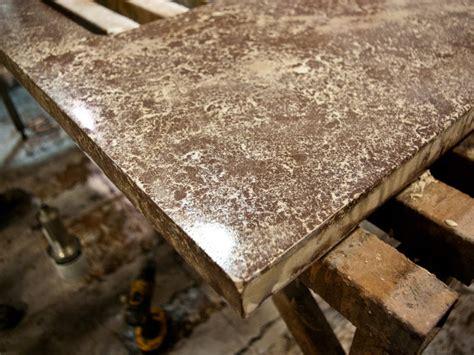 how to make concrete countertops cheng concrete exchange