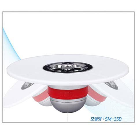 Smz Auto Block Odor Kitchen Sink Bathroom Veranda Shower Kitchen Sink Odor