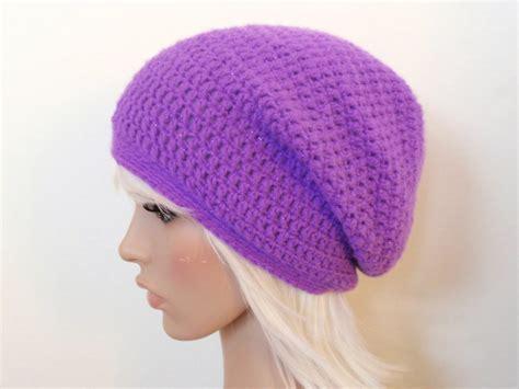 pattern for simple crochet hat free crochet pattern really easy slouchy beanie jenn