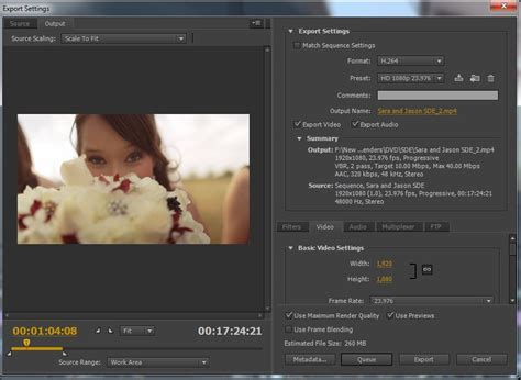 adobe premiere pro hd export settings how to export hd video in premiere pro cs6 cs5 5 and cs5