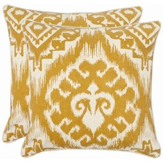 yellow bed pillows 1000 images about mustard yellow throw pillows on