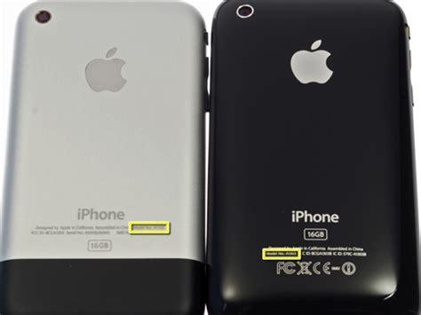 Connaitre Modele Iphone