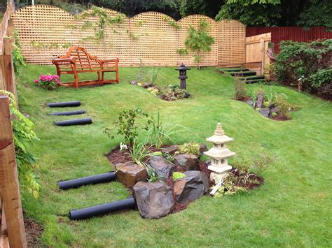 Nice Backyards by Exeter Japanese Garden Designer Plant A Seed Garden Design