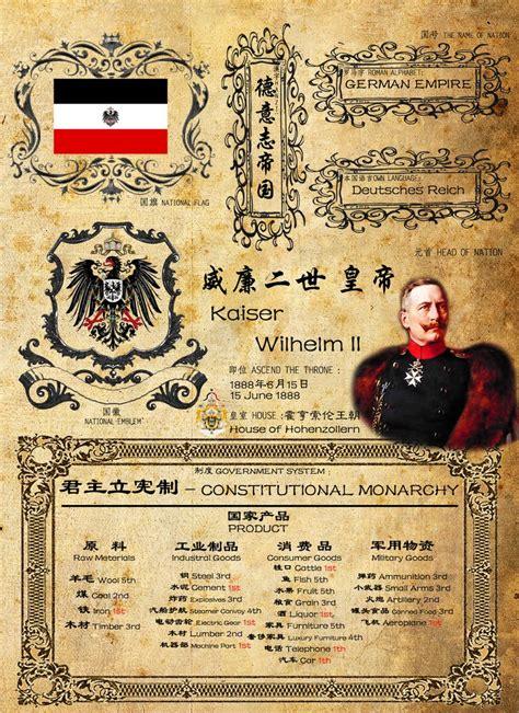 german empire  longxiaolong  deviantart