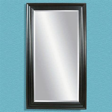 kingston traditional leaner floor mirror m1768bec