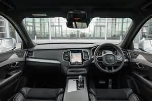 Volvo Xc90 Interior Pictures Interior Volvo Xc90 T8 R Design Uk Spec 2016 Pr