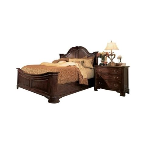 american drew cherry grove bedroom set american drew cherry grove mansion bed 2 piece bedroom set