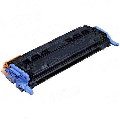 Toner Q6000a replacement hewlett packard hp 124a q6000a black laser toner cartridge