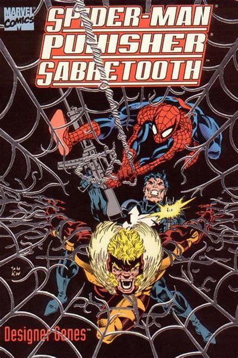 sabretooth open season vol 1 1 marvel database fandom powered by wikia spider punisher sabretooth designer genes vol 1 1 marvel comics database