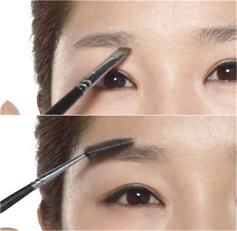 tutorial make up mata artis korea cara make up natural ala korea saubhaya makeup