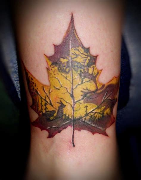 leaves tattoo 1000 images about tattoos on watercolor