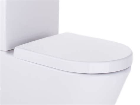Water Toilet Seat Vivo Toilet Suite Thick Seat