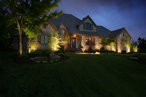 home landscape lighting design outdoor lighting provides the transformation to your home