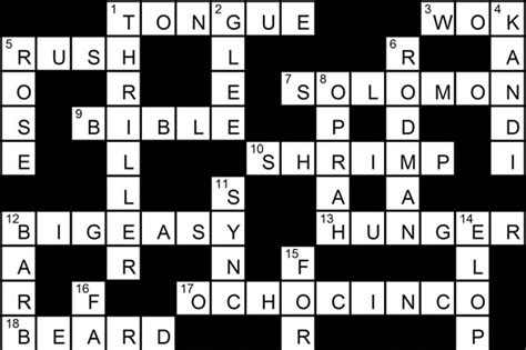 Garden Puzzle Answer Garden Pest Crossword Answer 28 Images L A Times